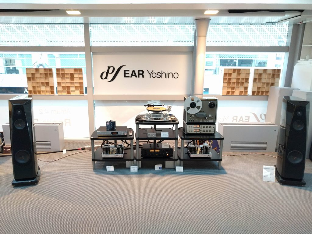 EAR Munich Setup