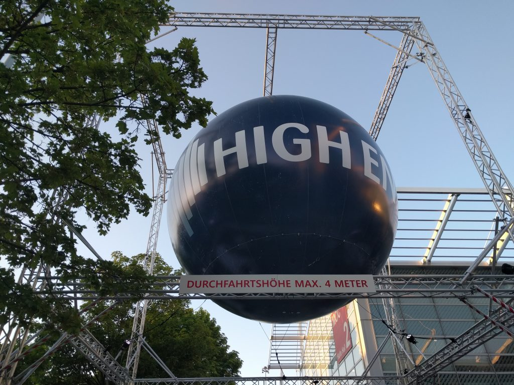 Munich High End Ball